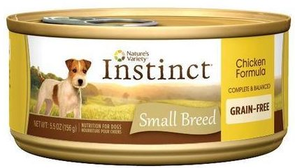 photo of the Instinct Original Grain Free Recipe Natural Wet Canned Dog Food by Nature's Variety