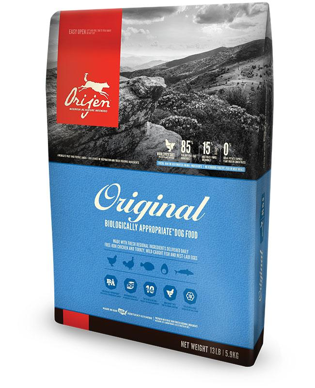 photo of the Orijen Original Dry Dog Food