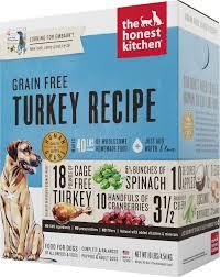 photo of the The Honest Kitchen Human Grade Dehydrated Grain Free Dog Food