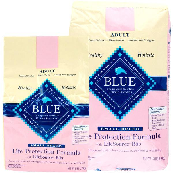 photo of the Blue Buffalo Life Protection Formula Natural Adult