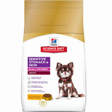 photo of the Hill's Science Diet Adult Sensitive Stomach & Skin Dog Food